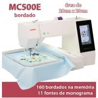 Bordadeira Janome MC-500e