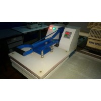 Prensa Térmica 38x38cm (Usada)